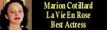 2008 Oscar Nominee - Marion Cotillard - Best Actress - La Vie en Rose