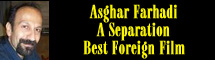 2012 Oscar Nominee - Asghar Farhadi - Best Foreign Film - A Separation