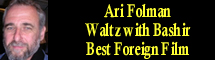 2009 Oscar Nominee - Ari Folman - Best Foreign Film - Waltz with Bashir