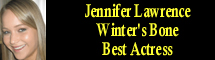 2011 Oscar Nominee - Jennifer Lawrence - Best Actress - Winter's Bone