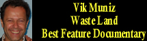 2011 Oscar Nominee - Vik Muniz - Best Feature Documentary - Waste Land