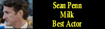 2009 Oscar Nominee - Sean Penn - Best Actor - Milk