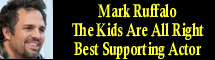 2011 Oscar Nominee - Mark Ruffalo - Best Supporting Actor - The Kids Are All Right
