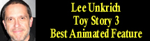 2011 Oscar Nominee - Lee Unkrich - Best Animated Feature - Toy Story 3