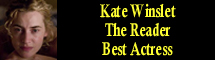 2009 Oscar Nominee - Kate Winslet - Best Actress - The Reader