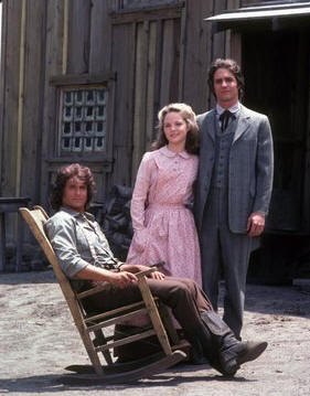 Little House On the Prairie - 1979 - Michael Landon, Melissa Sue Anderson and Linwood Boomer