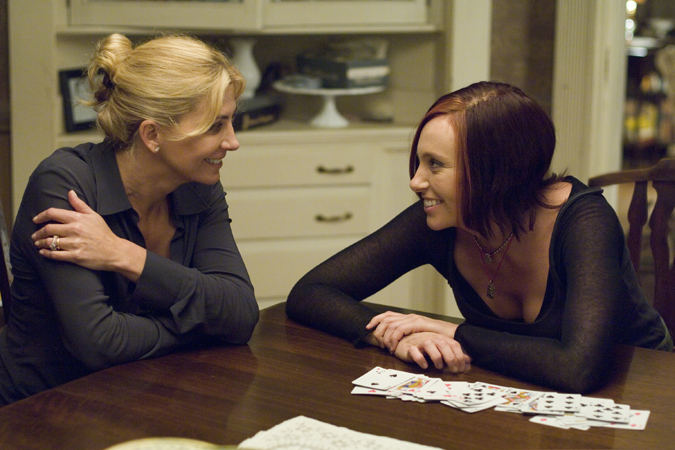 Natasha Richardson and Toni Collette in 'Evening.'
