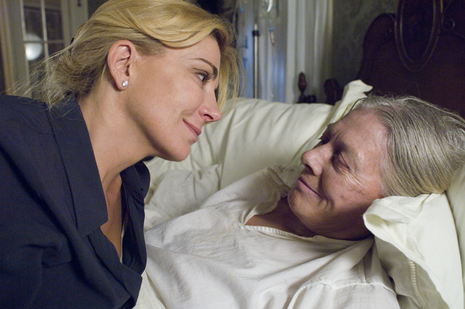 Natasha Richardson and Vanessa Redgrave in 'Evening.'