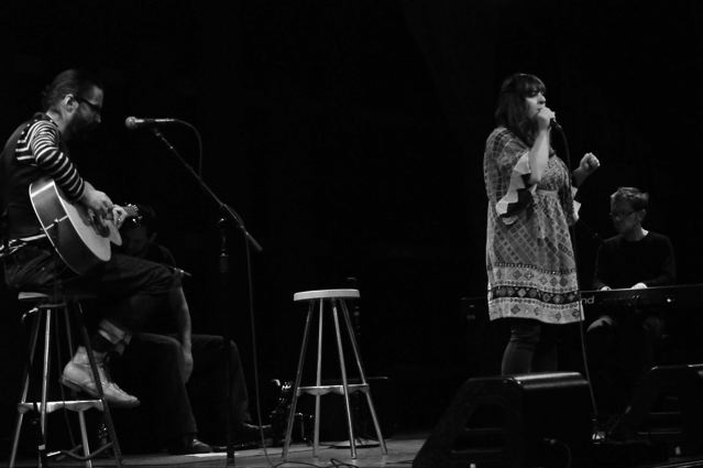Rumer - World Caf� Live - Philadelphia, PA - February 7, 2012 - photo by Jim Rinaldi � 2012