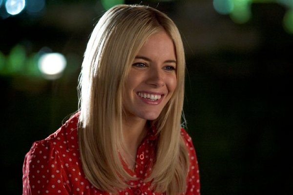 Sienna Miller in 'The Mysteries of Pittsburgh.'