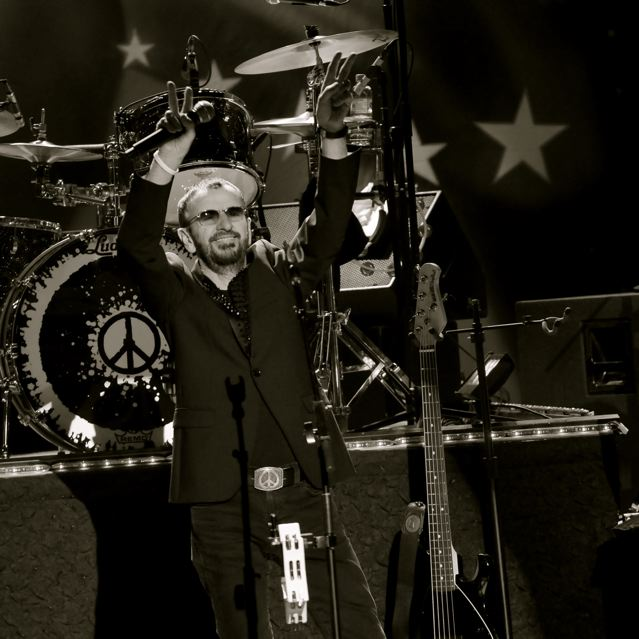 Ringo Starr and His All Starr Band - Caesar's Circus Maximus - Atlantic City, NJ - June 23, 2012 - photo by Jim Rinaldi � 2012