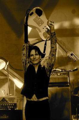 Steve Vai - Keswick Theater - Glenside, PA - August 30, 2012 - photo by Jim Rinaldi � 2012