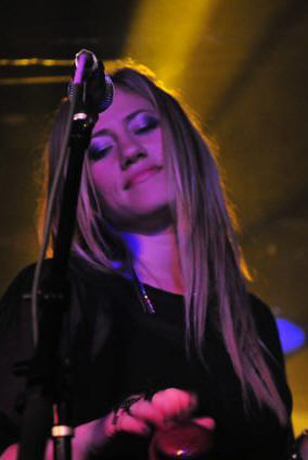 Lucy Woodward - The Studio at Webster Hall - New York, NY - February 29, 2012 - photo by Jim Rinaldi � 2012